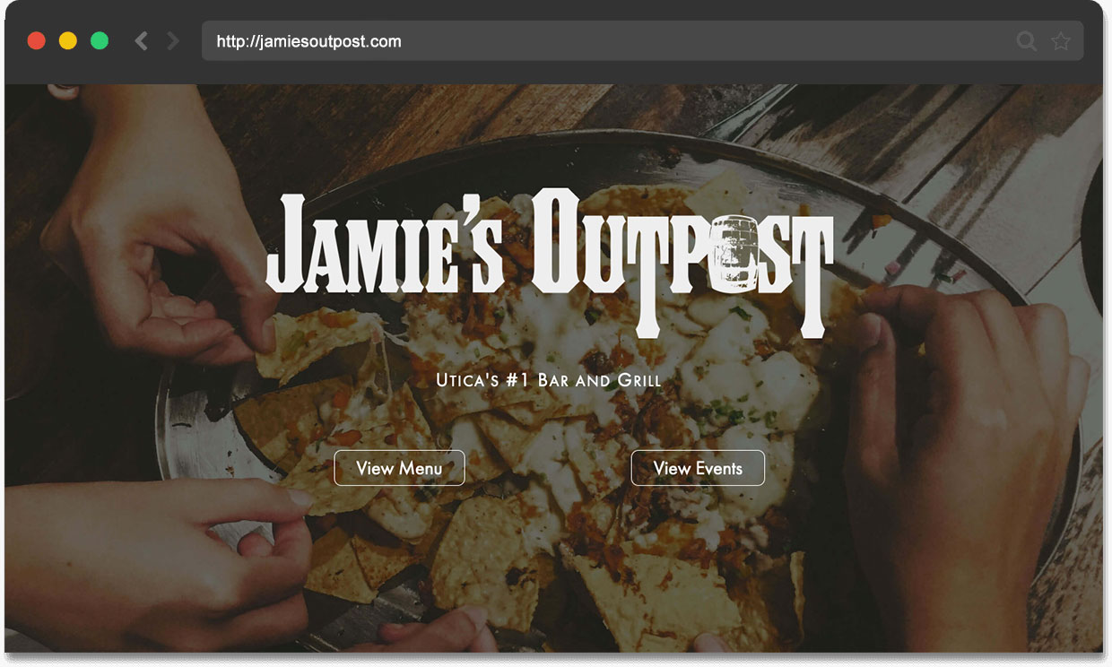 Jamie's Outpost